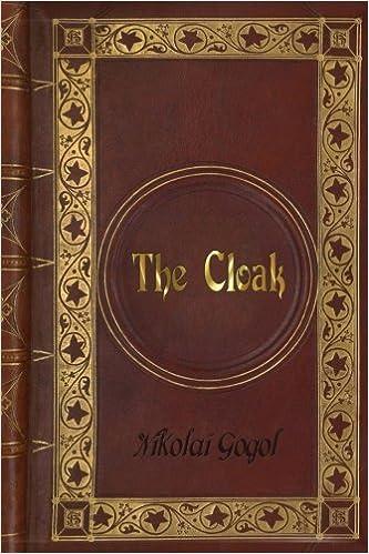 the cloak gogol