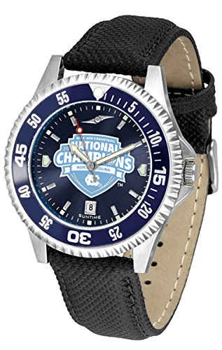 North Carolina 2017 NCAA Division I Men s Basketball Champions Competitor AnoChrome Color Bezel (Team Color Competitor Watch)