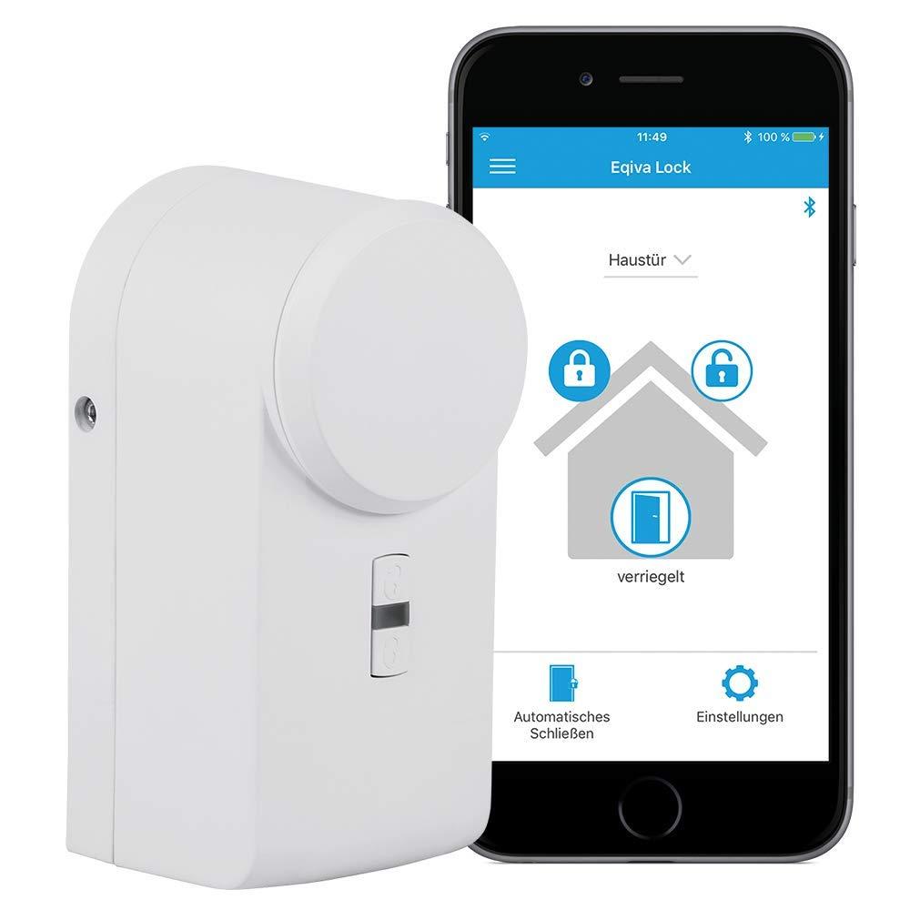 Eqiva 142950A0 tracci/ón Cierre de puerta Bluetooth Smart