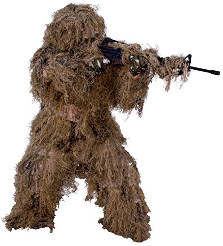 Red Rock Outdoor Gear Adult Ghillie Suit - Desert - -