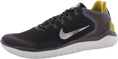 junio sin libro de bolsillo  Nike Free RN 2018, Zapatillas de Trail Running para Hombre, Multicolor  (Black/Mtlc Pewter/Peat Moss/Thunder Grey 009), 38.5 EU: Amazon.es: Zapatos  y complementos