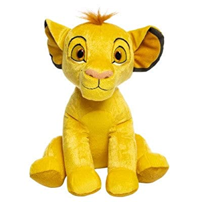"""DISNEY Lion King Simba Plush 11"""" NEW by Just Play: Toys & Games"""