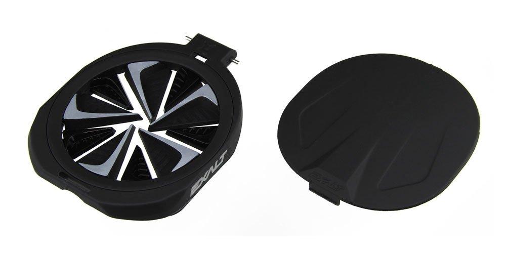 Exalt Paintball Virtue Spire Fast Feed - Black by Exalt