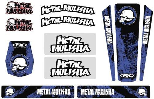 Factory Effex Metal Mulisha 2013 Universal Trim Kit - Yamaha 16-50260 -