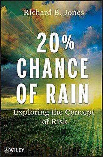 20 chance of rain - 1