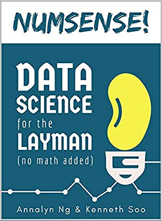 Amazon numsense data science for the layman no math added print list price 2899 fandeluxe Choice Image