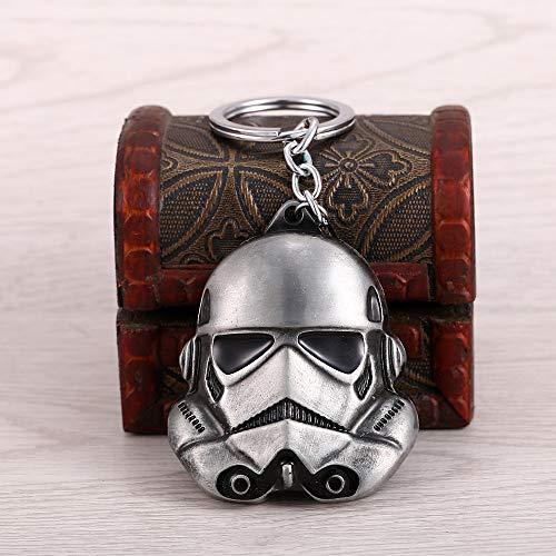 Amazon.com: Star Wars Keychain 3d Stormtrooper Darth Vader ...