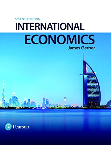 International Economics (7th Edition) (Pearson Series in Economics) by Pearson