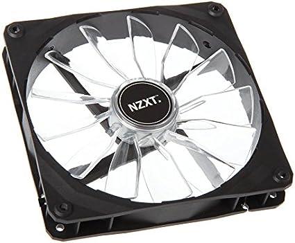 Nzxt Fz 140 Airflow Fan Series Lüfter Weiß Computer Zubehör