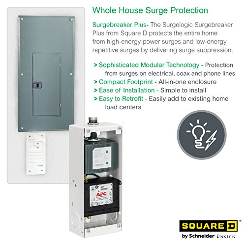 Buy whole home surge protector