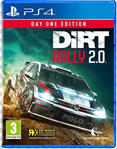 Codemasters - DiRT Rally 2.0 Day One Edition (PlayStation 4 ...