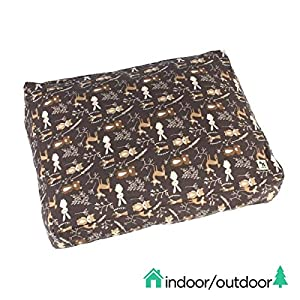 Molly mutt Indoor/Outdoor Dog Bed Duvet Cover - Durable & Washable 32