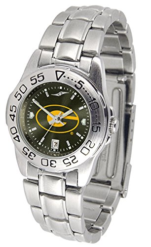 State Tigers Watch Steel Sport (Grambling State Tigers Sport Steel AnoChrome Women's Watch)