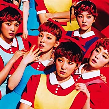 RED VELVET Vol  1 The RED (sell by Music Plaza) - Amazon com