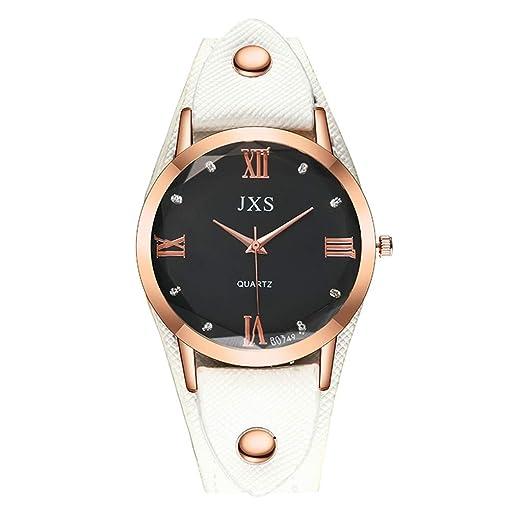 Sunnywill Relojes Mujer Elegante Relojes para Mujer Reloj De ...