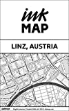 Linz (Austria) Inkmap - maps for eReaders, sightseeing, museums, going out, hotels (English)
