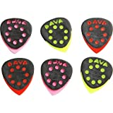 Dava Grip Tip Combo Medium 6-Pack Assorted Colors