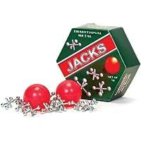 METALL JACKS SET