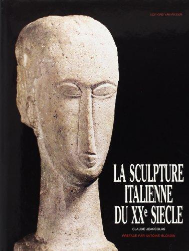 La sculpture italienne du XXe siècle