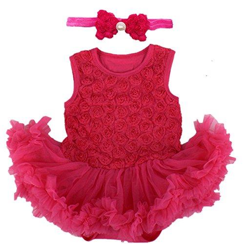 Starkma-2Pclot-Newborn-Infant-Baby-Girl-Set-Christmas-Clothes-B16