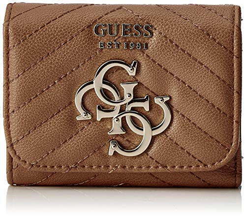 GUESS Violet Small Trifold Wallet, Sky