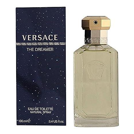 VERSACE THE DREAMER Eau De Toilette vaporizador 100 ml: Versace: Amazon.es: Belleza