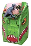 Dinosaur Backpack Playmat Gift set(Includes 3 Hand Painted Dinosaur Replicas)
