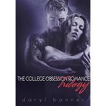 The College Obsession Complete Series (Includes BONUS Sequel Novella)