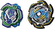 BEYBLADE Burst Rise Hypersphere Dual Pack Rock Dragon D5 and Ogre O5 -- 2 Right-Spin Battling Top Toys, Ages 8