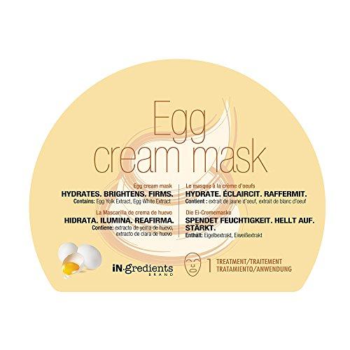Egg White Mask For Face - 9