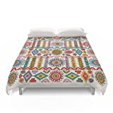 Society6 Southwest Duvet Covers Queen: 88'' x 88''