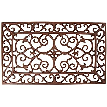 Amazon Com Esschert Design Small Doormat In Antique