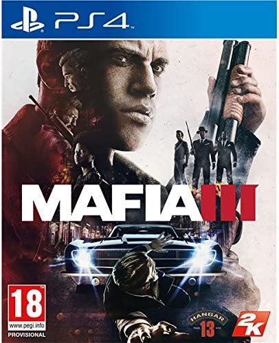 Sony Mafia III Básico PlayStation 4 vídeo - Juego (PlayStation 4 ...