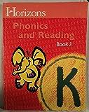 Horizons K Phonics and Reading Book 3 (Lifepac)
