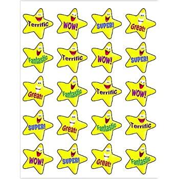 Teacher created resources good work stickers for Images of stars for kids