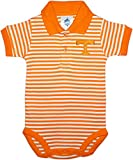 University of Tennessee - Knoxville Volunteers Newborn Striped Polo Bodysuit