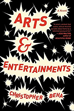 book cover of Arts & Entertainments