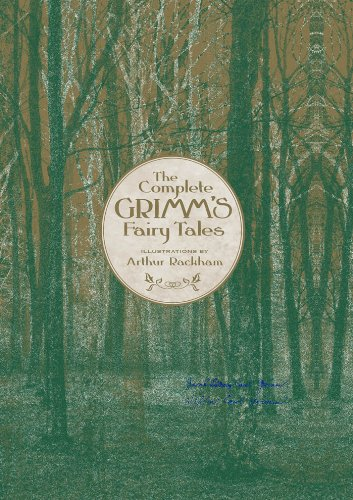 (The Complete Grimm's Fairy Tales (Knickerbocker Classics))