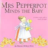 img - for Mrs Pepperpot Minds the Baby (Mrs Pepperpot Picture Books) book / textbook / text book