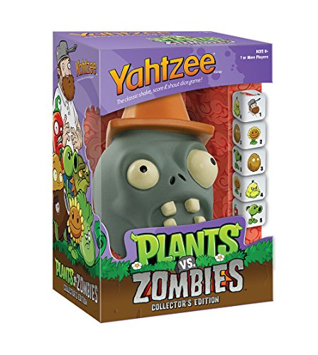YAHTZEE: Plants vs. Zombies Collector's Edition by USAopoly