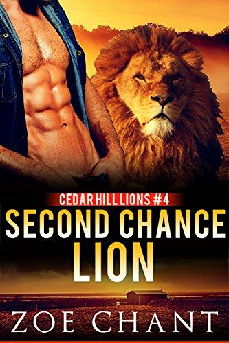 Second Chance Lion (Cedar Hill Lions Book 4) ()