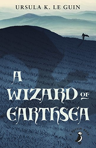 Book cover for A Wizard of Earthsea