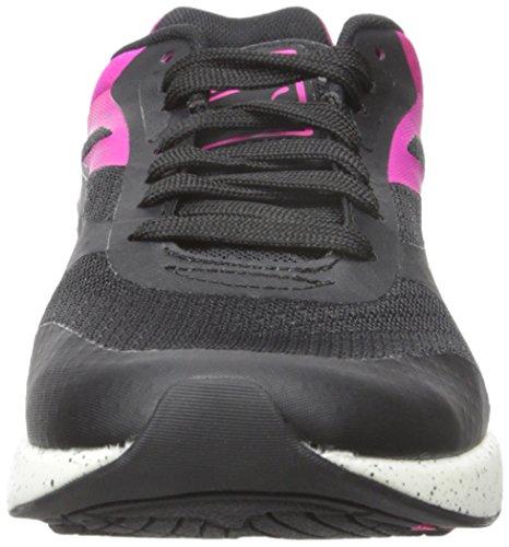 Sneaker da donna Ignition Sportstyle 698, nero / rosa bagliore / bianco, 8 B US