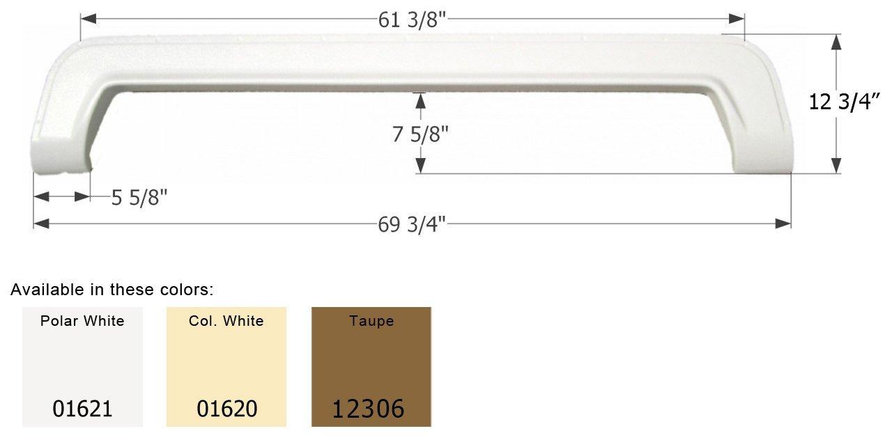 ICON 01621 Fender Skirt
