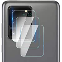 Dolloress Camera Lens Protector Compatible with Samsung Galaxy S20 Ultra Back Rear Camera Soft Glass Screen Protector Camera Cover Film