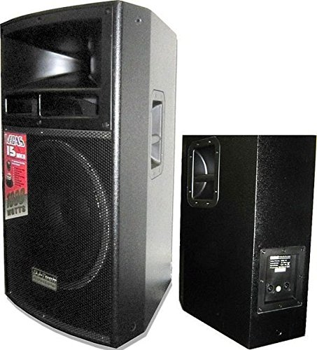 DJTECH VEGAS15MKII 2-Way PA Loudspeaker by DJ Tech