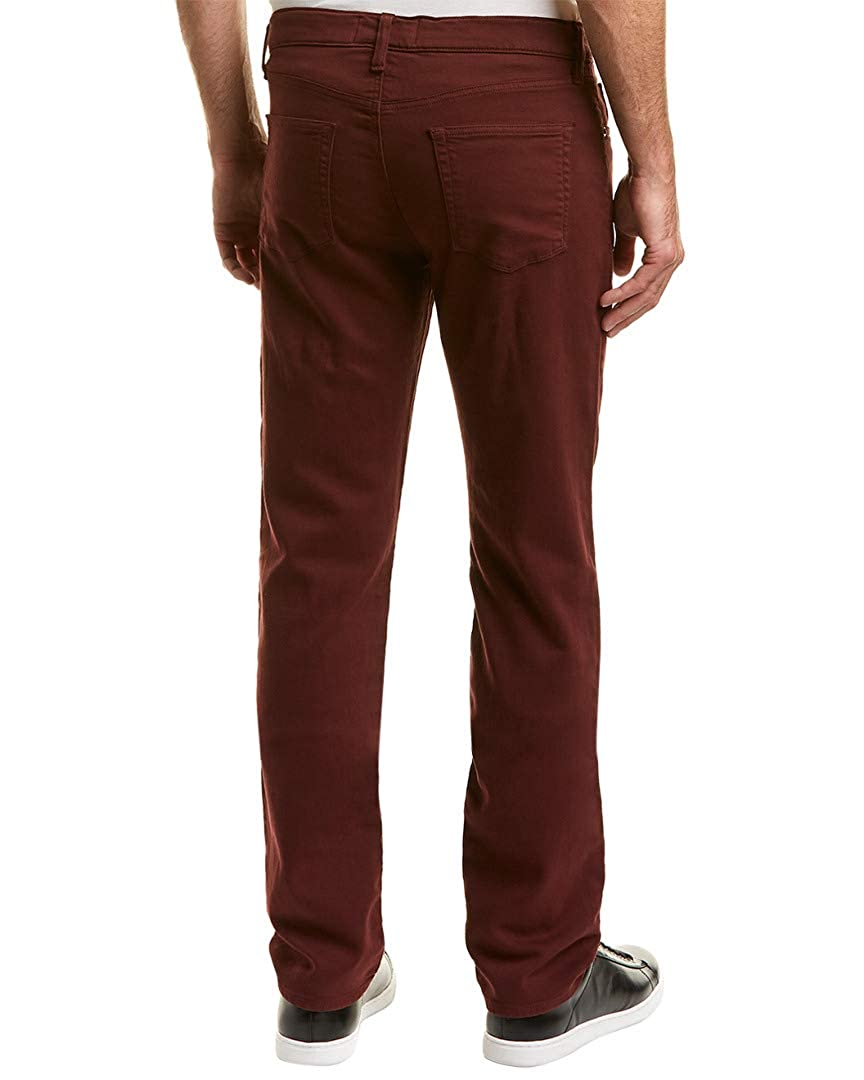 J Brand Mens Kane Straight Fit French Terry Jeans