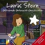 Glitzernde Gutenacht-Geschichten (Lauras Stern - Gutenacht-Geschichten 9) | Klaus Baumgart,Cornelia Neudert