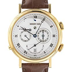Breguet Classique Automatic-self-Wind Male Watch 5707BA/12/9V6 (Certified Pre-Owned)
