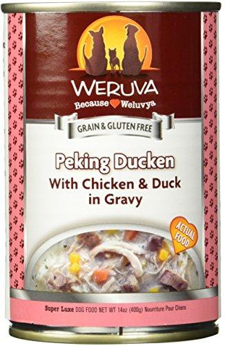 Weruva Classic Dog Food, Peking Ducken with Chicken Breast &